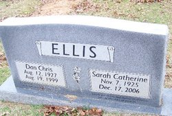 Sarah Catherine <i>Thompson</i> Ellis