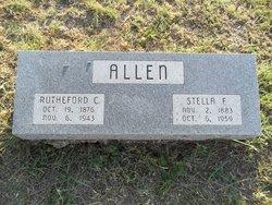 Stella Frances <i>Holden</i> Allen