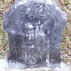 Mary F Bland
