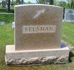 Delia <i>Shannon</i> Felsman