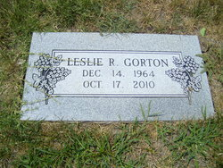 Leslie Renee <i>Lancaster</i> Gorton