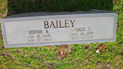 Virgie <i>Scales</i> Bailey