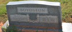 Cynthia Francis <i>Phillips</i> Boydston