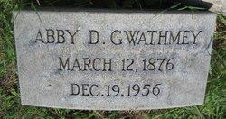 Abby Dandridge Gwathmey