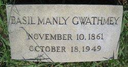 Basil Manly Gwathmey
