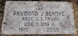 Raymond Joseph Behnke