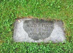 Maud F. <i>Fiske</i> Flint