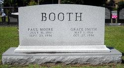 Grace Myers <i>Smith</i> Booth