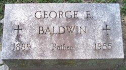 George E Baldwin