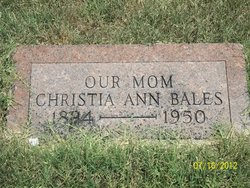 Christia Ann Bales