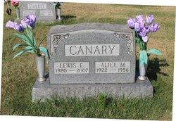 Alice Maxine <i>Davis</i> Canary