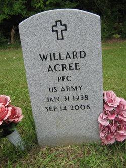 Willard Acree