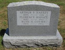 Ruth H <i>Harney</i> Cotter