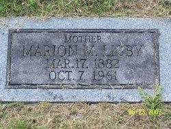 Marion Sarah <i>Merrill</i> Libby
