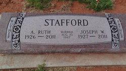 Alena Ruth <i>Robbins</i> Stafford