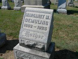 Margaret Mary <i>Haas</i> Demuling
