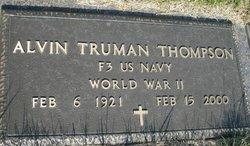 Alvin Truman Thompson