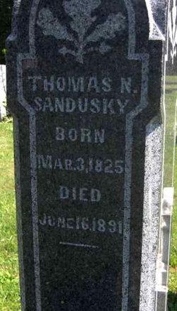 Thomas N Sandusky