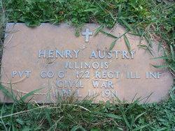 Henry Austry