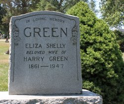 Eliza <i>Shelly</i> Green