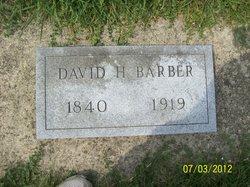 David Henry Barber