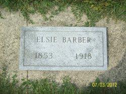Elsie Amelia <i>Tillotson</i> Barber
