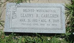 Gladys R <i>Axelton</i> Carlgren