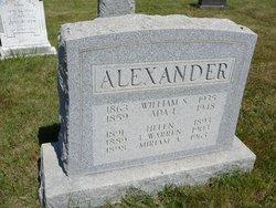 Ada L. Alexander