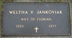 Weltha Viola <i>Secord</i> Jankoviak