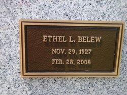 Ethel L. <i>Siniard</i> Belew