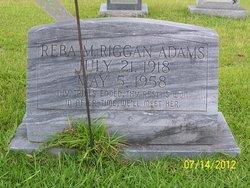 Reba M. <i>Riggan</i> Adams