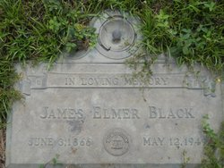 James Elmer Black