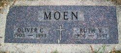 Ruth V Moen