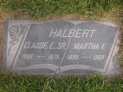 Martha Elizabeth <i>Edie</i> Halbert
