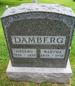 Martha Damberg