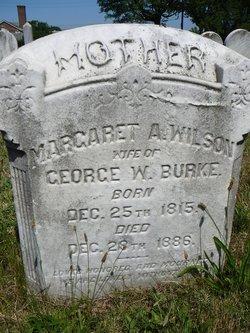 Margaret A. <i>Wilson</i> Burke