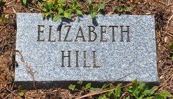 Martha Elizabeth <i>Trammel</i> Hill