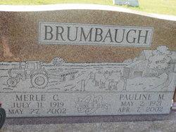 Merle C Brumbaugh