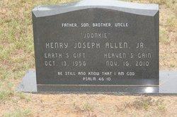 Henry Joseph Jookie Allen, Jr