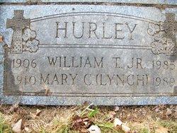 Mary Cecelia <i>Lynch</i> Hurley