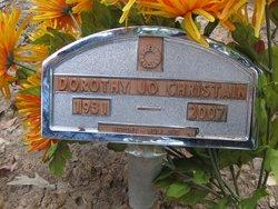 Dorothy Jo Christain