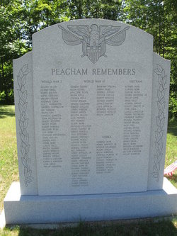 Peacham Village Cemetery