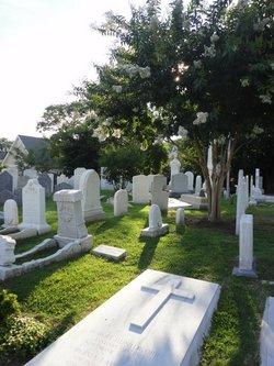 Saint Peters Episcopal Churchyard