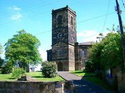 St. Michael's Churchyard, Madeley