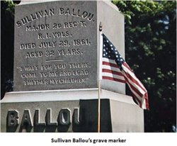 Sullivan Ballou