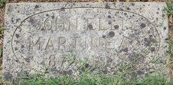 John Ellis Martineau