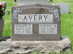 Dorothy Mae <i>Green</i> Avery