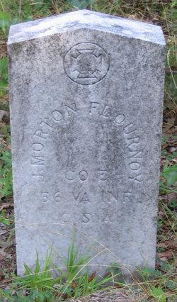 Pvt Jacob Morton Flournoy