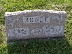 Dorothy Emigene <i>Sterner</i> Bonde