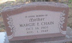 Margie E. Chain